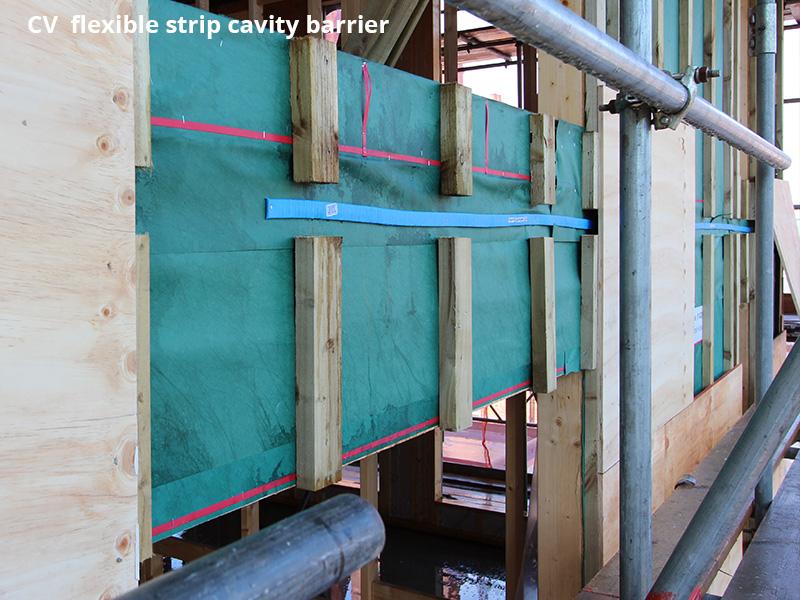 Timber Frame Cavity Barrier Range Envirograf