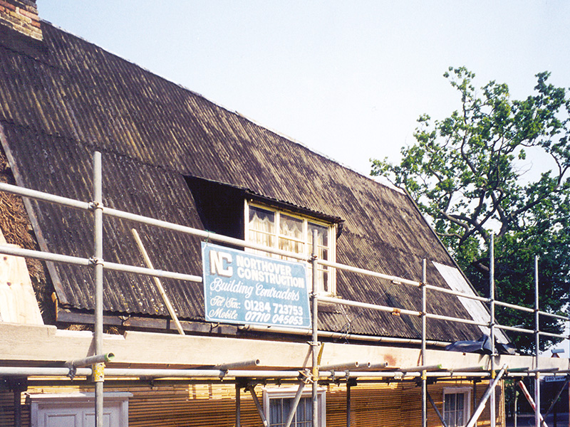 Thatch Roof Fire Protection Made Simple Envirograf