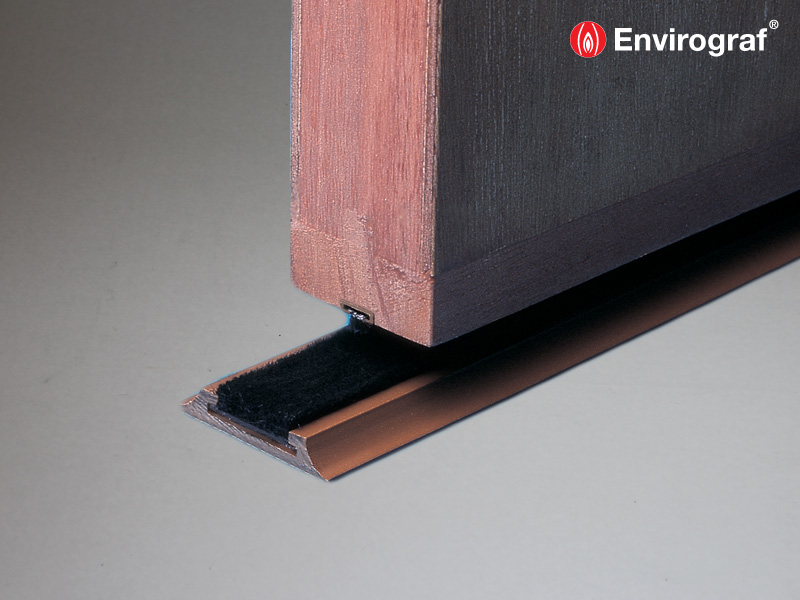 Domestic Industrial Threshold Door Seals Envirograf