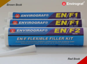 EN/F Flexible filler kit for pipes and cables
