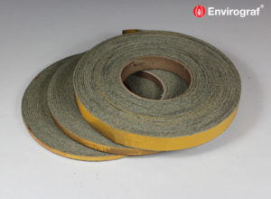 Intumescent Glazing Strips