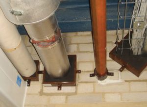 Cables and pipes protection