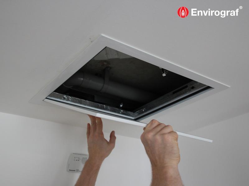Service Inspection Hatch Envirograf