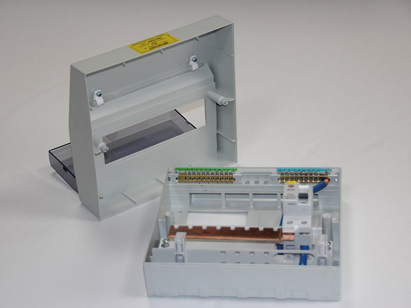 Enviroburst automatic fire suppression system envirograf
